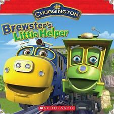 Chuggington: Brewster's Little Helper, Steele, Michael Anthony, Good Book