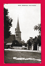 Unposted  card, The Church, Bembridge, Isle of wight
