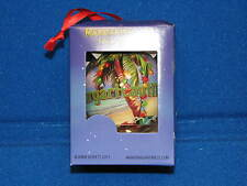 NEW Margaritaville Christmas Ornament Ball Holiday No Snow Ice Problem Box Gift