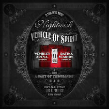NIGHTWISH - Vehicle of Spirit 3 DVD + 2 CD boxset NOW SHIPPING