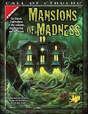 Mansions of Madness : Six Classic Explorations of the Unknown, the Deserted,...