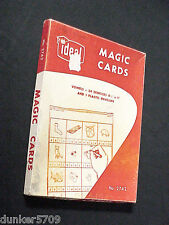IDEAL SCHOOL SUPPLY CO. MAGIC LEARNING CARDS VOWELS 24 EDUCATIONAL EXERCISES