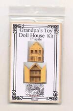 Toy Dollhouse Kit TY108 dollhouse furniture kit Dragonfly 1/12 scale wood