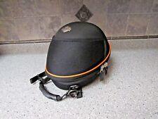 HD Harley Davidson  Hard Shell Case Motorcycle Bike Backpack Helmet Bag SAFE