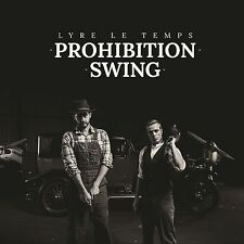 Electro Swing CD Lyre Le Temps Prohibition Swing