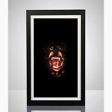 Givenchy Paris Rottweiler 11x17 Poster Print Urban Wall Art Fashion Supreme