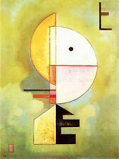 WASSILY KANDINSKY UPWARD OLD ART PAINTING POSTER 30X40 CM 3048OMLV