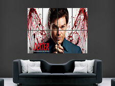 Dexter blood poster géant série tv wall art imprimé photo