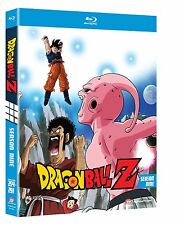 Dragon Ball Z Season Nine: Episodes 254-291 (Blu-ray, 2014, 4-Disc Set)