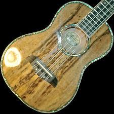Oscar Schmidt 9-OU78T Custom 8 String Tenor Ukulele Select Spalted Mango Veneers
