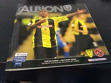 Burton Albion v Fleetwood Town 2012-13 1st Season in League