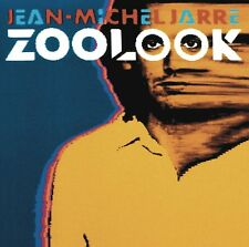JEAN MICHEL JARRE ZOOLOOK REMASTERED CD NEW