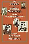 The History of Modern Mathematics, Volume 2: Institutions and Applicat-ExLibrary