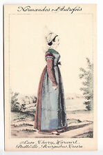 CPA CALVADOS 14 - COSTUME FOLKLORE ROBE NORMANDIE CAEN THURY BRETTEVILLE ~A77