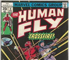 The Human Fly #4 Rocky Mountain Nightmare  Marvel Comics from Dec. 1977 in Fine