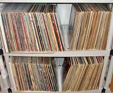 LOT OF 25 VINYL LP RECORD ALBUMS CLASSIC ROCK POP SOUL FUNK JAZZ RANDOM PICK
