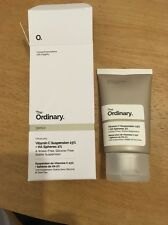DECIEM THE ORDINARY Vitamin C Suspension 23% + HA Spheres 2% - Brand New F