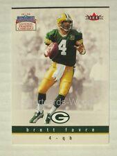 Brett Favre - 2004 Fleer National Trading Card Day #5 - Green Bay Packers