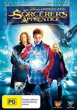 The Sorcerer's Apprentice NEW R4 DVD