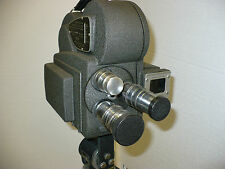 Vintage 1940's/50's's CineVoice Auricon 16mm OpticalSound Camera Full Kit!