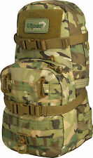 ONE DAY V-CAM CAMOUFLAGE MODULAR SHOOTING RUCKSACK DAYSACK MOLLE MTP COMPATIBLE