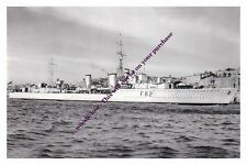 rp13207 - Royal Navy Warship - HMS Sikh F82 , built 1938  - photograph 6x4