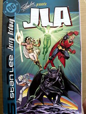 Stan Lee presenta JLA - Luglio 2002 ed. DC Play Press   [SP4]