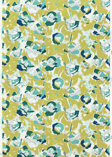"NEW - IKEA Janette Fabric - (59"" x 1.0 yd) - 100% Cotton - Floral Pattern"