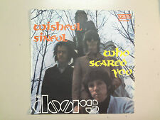 """DOORS:Wishful Sinful 2:55-Who Scared You 3:51-Italy 7"""" Vedette Recs. Elektra PSL"""