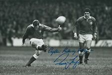 Paul Thorburn Hand Signed Wales Rugby 12x8 Photo 13.