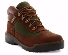 New Timberland Kids Field Boot Juniors Brown Big Boys Boots Shoes Youth Size 6 M