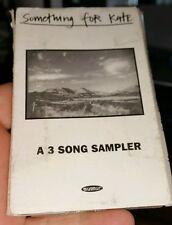 Something For Kate  - 3 Track Sampler PROMO RARE - CASSETTE TAPE  -FREE POST
