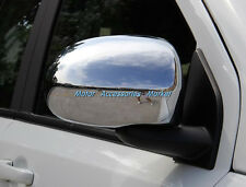 New Chrome Rearview Mirror Cover Trim for JEEP Compass 2007-2016