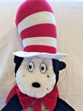 Cat In The Hat  Dr. Seuss Plush Stuffed Animal Backpack Purse