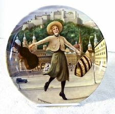 Knowles Bone China Bradford Exchange Collectable Plates I HAVE CONFIDENCE 947