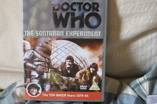 Dr Doctor Who - The Sontaran Experiment DVD - Region 2 & 4 Tom Baker VGC