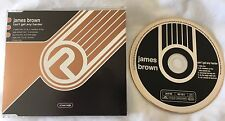 JAMES BROWN CD SINGLE CANT GET ANY HARDER
