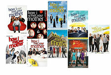 Brand New How I Met Your Mother seasons 1 - 9 Dvd Dvds