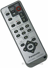 New Panasonic N2QAEC000021 Wireless Remote for PV-GS320 Camcorder - US Seller