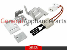GE General Electric Hotpoint Gas Dryer Flat Ignitor Igniter WE4X750 WE04X0750