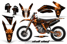 KTM 250SX 350SX 450SX 2011-2012 GRAPHICS KIT CREATORX DECALS SCO
