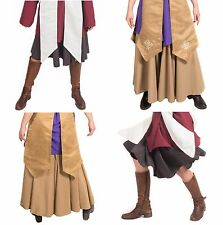 Star Wars Custom Jedi Knight Librarian Skirt female Halloween Sith Costume adult