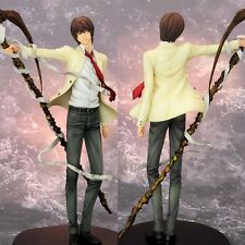 "Anime Death Note Yagami Light Killer 10"" Collection Toys PVC Figure New In Box"