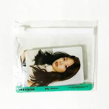 SM TOWN COEX Artium SUM SNSD Taeyeon 1st Album My Voice Sticker Set