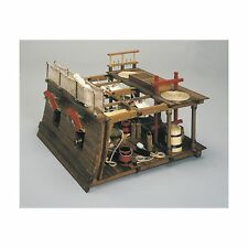 "Elegant, new model cannon kit by Mantua Panart: ""Between the Decks Gun Bays"""