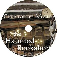 The Haunted Bookshop, Christopher Morley Mystery Suspense Audiobook on 1 MP3 CD