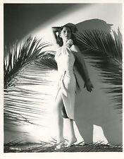 MARIA MONTEZ ARABIAN NIGHT LES MILLE ET UNE NUITS 1942 VINTAGE PHOTO N°4