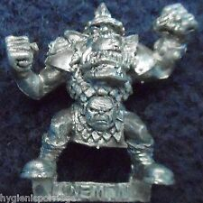 1993 Orc Bloodbowl 3rd Edition Lineman 3 Citadel Orcland Raiders Ork Team Sport