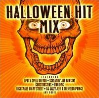 HALLOWEEN HIT MIX / VARIOUS : HALLOWEEN HIT MIX / VARIOUS (CD) sealed