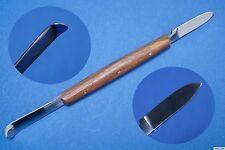 Wachsmesser nach Fahnenstock  ca 13 cm Wax Knife
